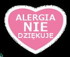 alergia nie dziekuje